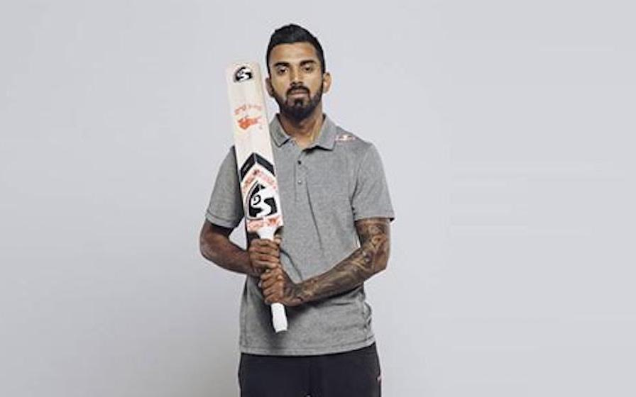 Cricket professional KL Rahul